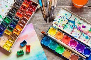 Три вещи, которые следует учитывать при выборе уроков рисования для детей